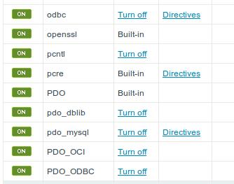 Zend Server Extensions