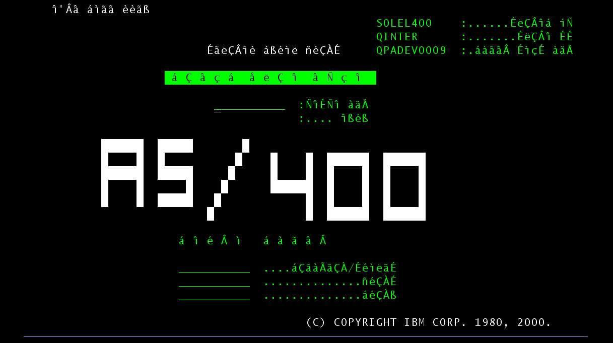 telnet5250